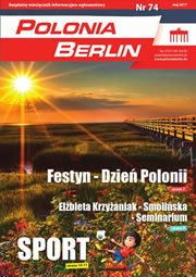 Polska gazeta w Berlinie - gazeta poloniaberlin.de